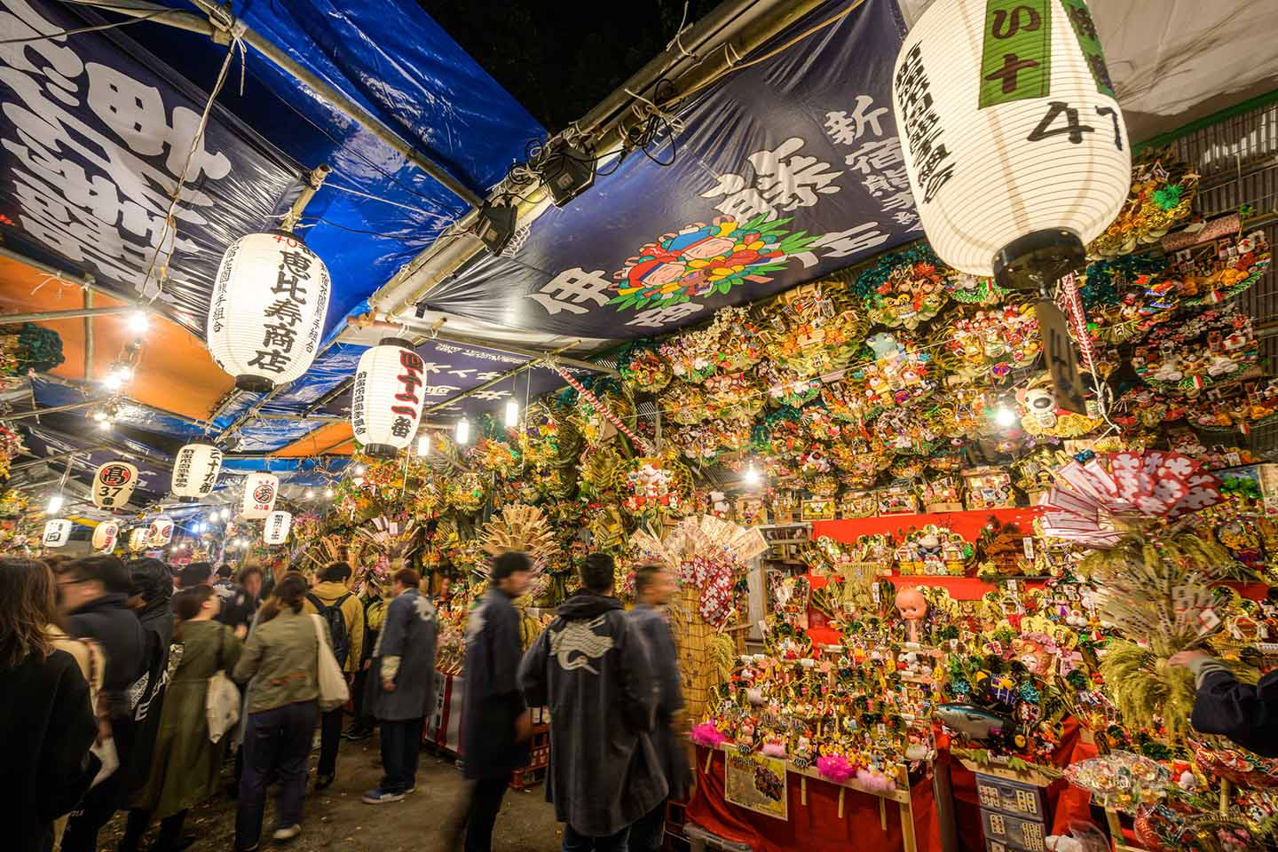 3 Greatest Tori no Ichi Festival in Kanto Regions