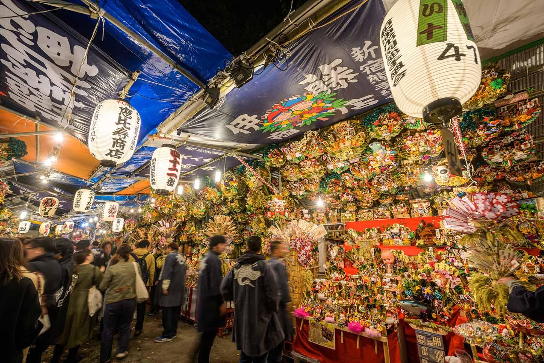 3 Greatest Tori no Ichi Festival in Kanto Regions