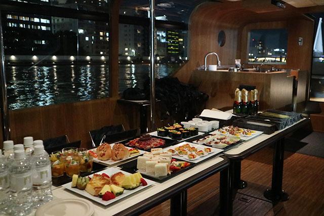 Charter cruise(チャータークルーズ)~美食&美酒
