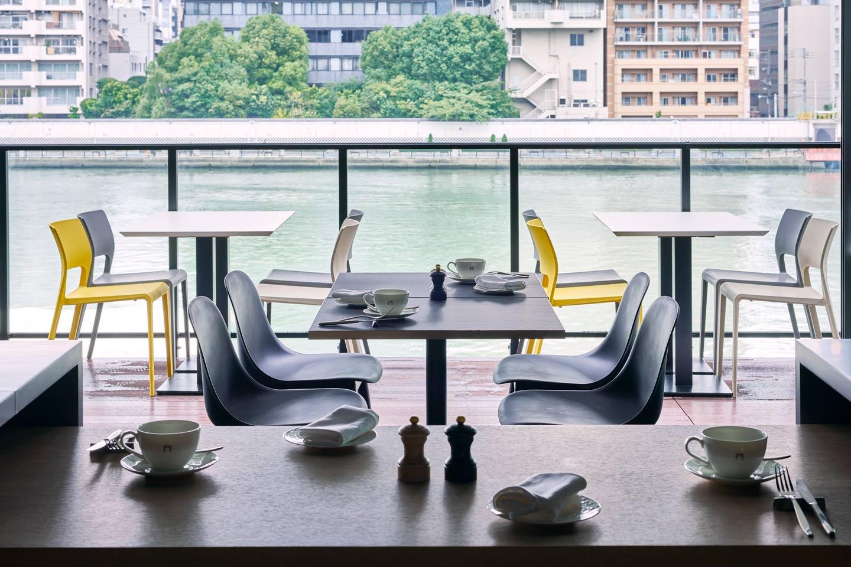 【東京・兩國】新型態飯店「The Gate Hotel 兩國 by HULIC」:遊船體驗・河畔餐廳