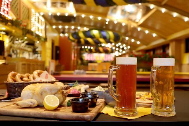 SCHMATZ Beer Hall