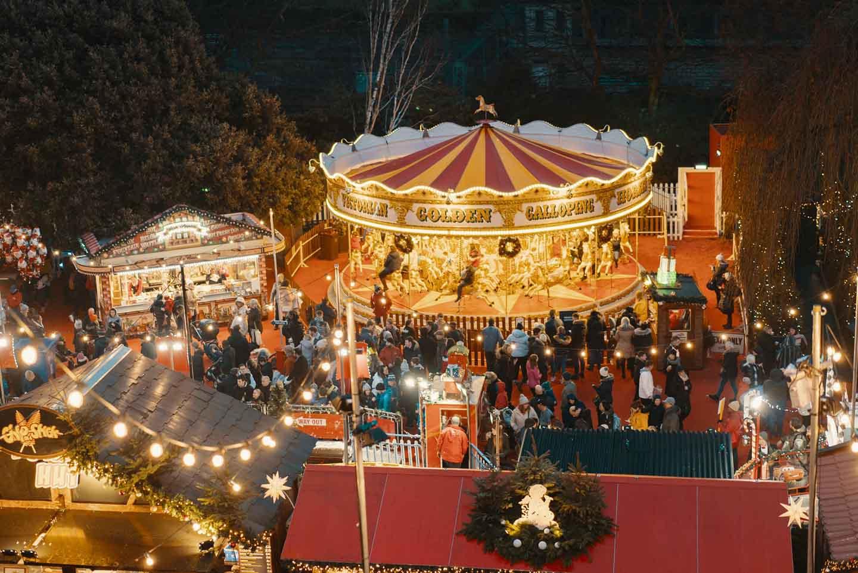 2020年即將進入尾聲!推薦【東京】一定要去的10大「聖誕市集」