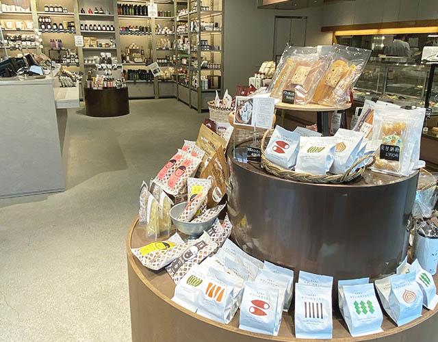 1st floor grocery space