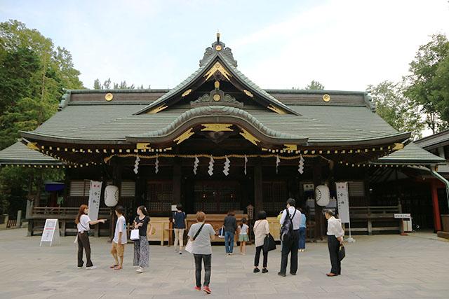 오쿠니타마 신사(大國魂神社)