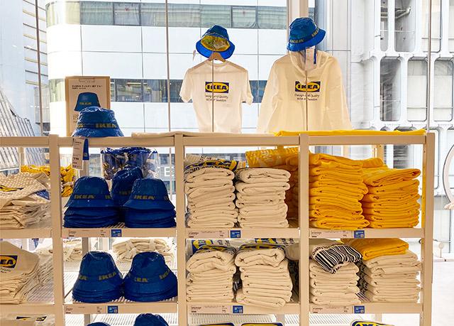 「IKEA澀谷店」限定商品