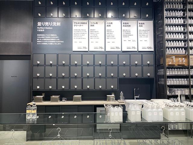 洗劑專賣區