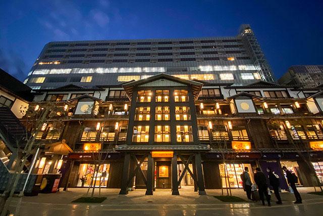 【小田原】充滿著濃濃日式風情!「MINAKA小田原」超大型複合商業設施正式登場