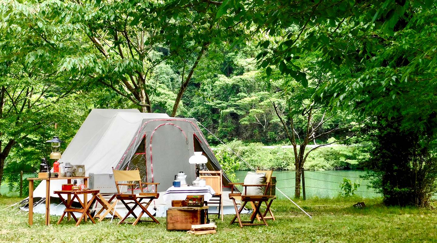Top 10 Best Campground by the Lake in Japan