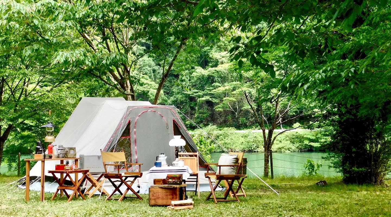 자연에서 힐링, 나비타임이 추천하는 일본의 호반 캠핑장 추천 9선!