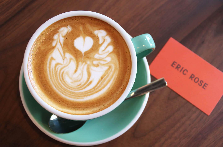 스타벅스 창업자 에릭 로즈의 카페 'ERIC ROSE', 오모테산도에 등장!