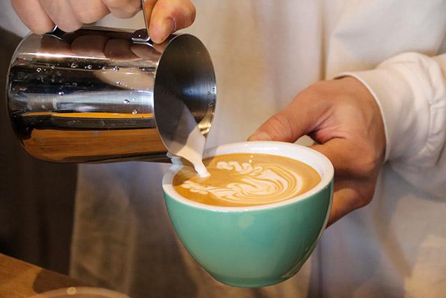 不同的咖啡豆有著不同的價錢