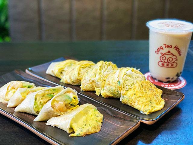 【澀谷】在東京也可以吃到蛋餅!蛋餅&台灣茶專賣店「Dang Tea House 暖茶房」