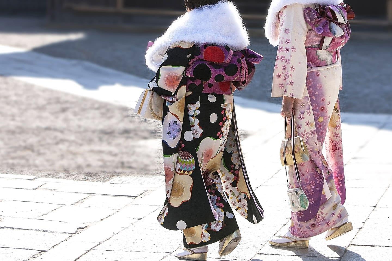 일본의 기모노의 종류와 무늬, 기본 알아두기