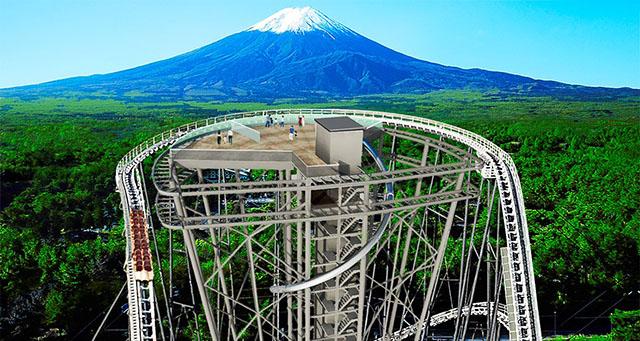 FUJIYAMA TOWER