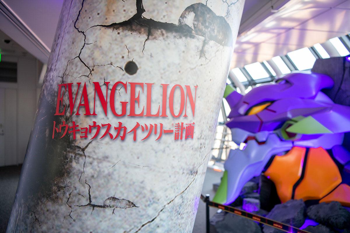 【東京】編輯部實際參戰「EVANGELION in TOKYO SKYTREE 」!為台灣的EVA迷解析活動內容