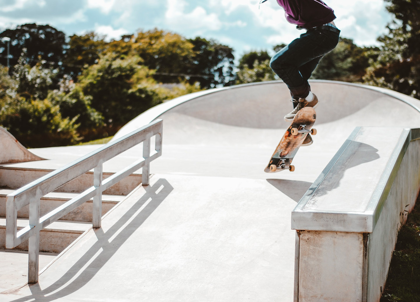 Best Skate Park in and around Tokyo