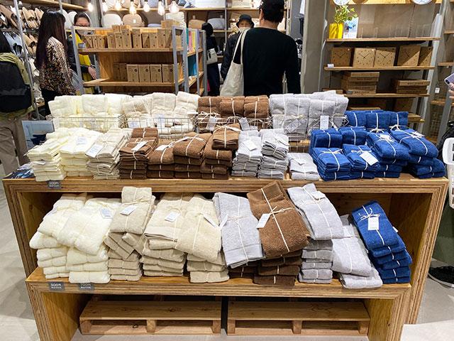 毛巾色系簡單 質感柔軟舒適