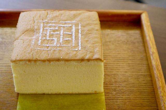 甜台灣Castella(原味)580日圓(含稅)