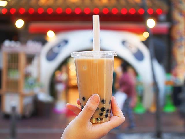 珍珠奶茶 350日圓(含稅)