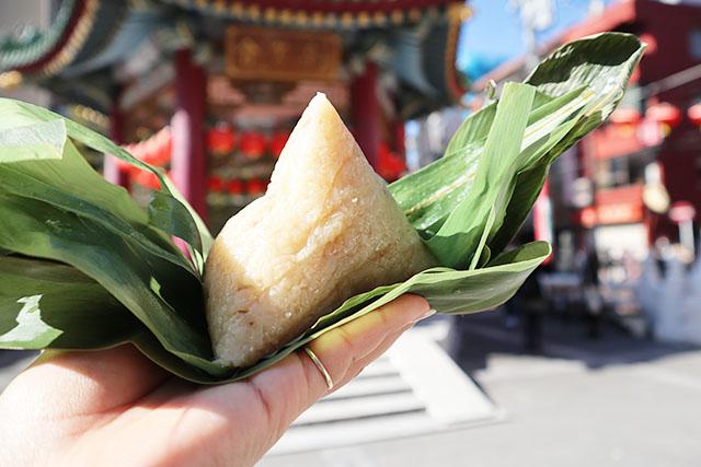 粽子 600日圓(含稅) / 個