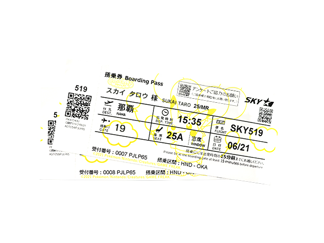 Photo provided by Skymark Airlines