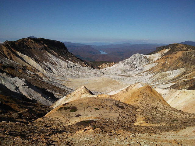 Numanodaira Crater