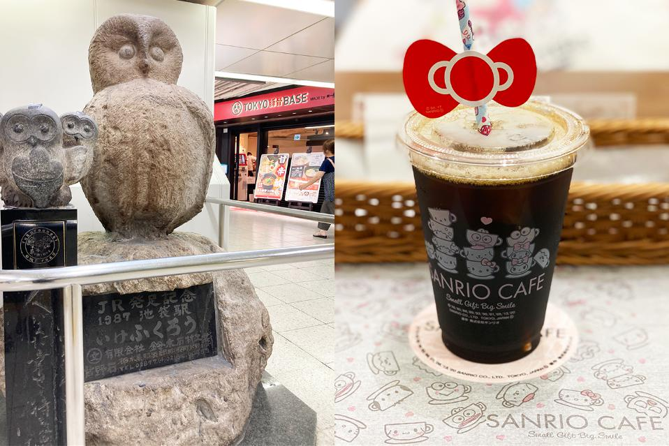 【池袋】動漫宅必看!帶你逛遍東京池袋動漫聖地:乙女路、animate、三麗鷗咖啡⋯⋯