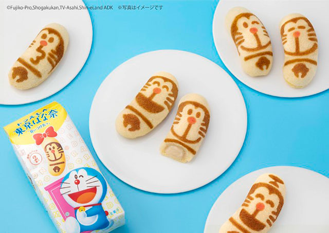 【東京】哆啦A夢迷終於等到了!「哆啦A夢x東京BANANA」專賣店於東京車站隆重登場