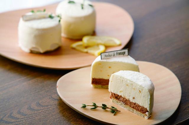 アトリエ・ド・フロマージュ 「チーズケーキアソートボックス」イメージ