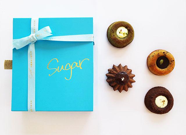 Sugar 沖縄焼菓子研究所 ディグレ 1箱6個入り1,000円(税抜)