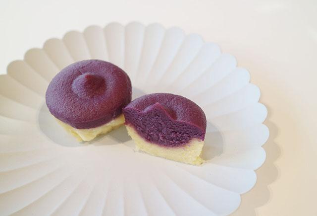 紅芋レアケーキ シュリ  5個入り930円(税込)