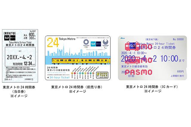 各種乗車券 ※イメージ画像