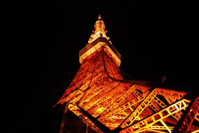 【神谷町駅】東京観光では外せない「東京タワー」へ