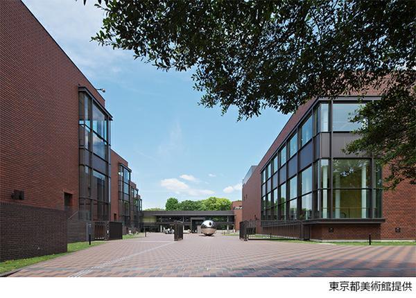 【上野駅】一年を通して様々なジャンルの展覧会を開催する「東京都美術館」