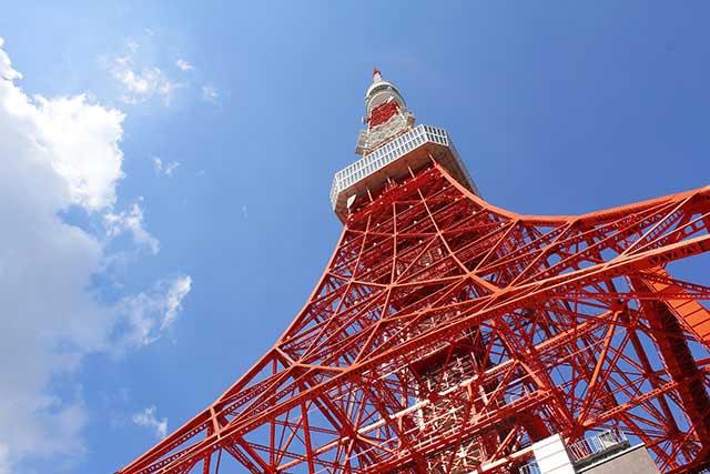 【御成門駅】東京のシンボル「東京タワー」観光からスタート!