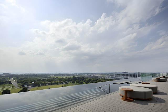 【東京・立川】話題のインフィニティプールも!「SORANO HOTEL」2020年6月オープン