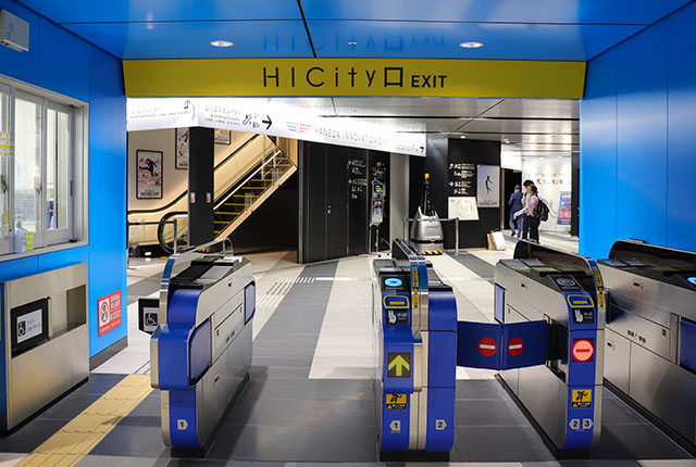 HiCity口