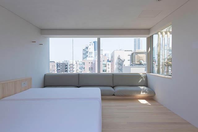 「TRUNK HOTEL」を手掛けたデザイナーによる客室デザイン