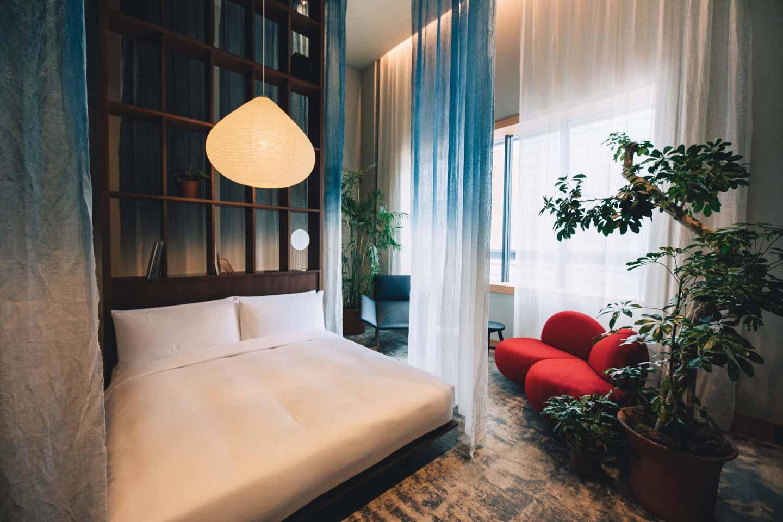 【東京】「K5」日本橋で今最も話題のおしゃれホテル│人気カフェ&レストラン情報も
