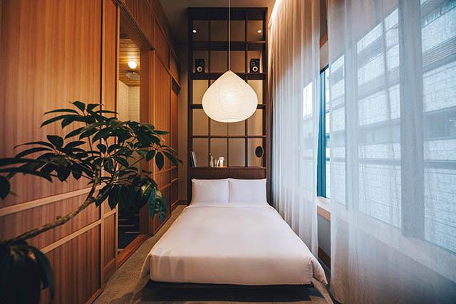 「K5」Studio Loft Floorの客室
