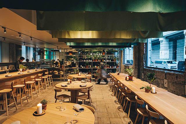 目黒の人気レストラン「Kabi」の新しいレストラン「CAVEMAN」