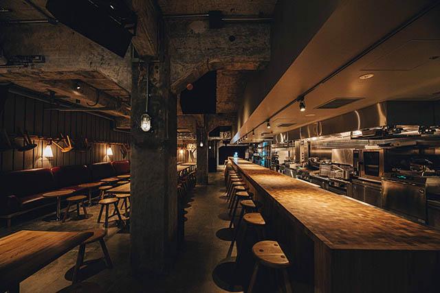 「K5」B1階にあるBrooklyn Breweryの世界初のフラッグシップ店「B」
