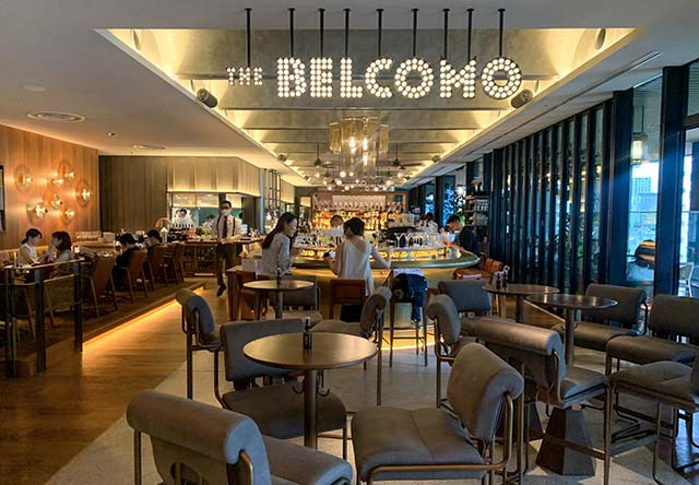 THE BELCOMO