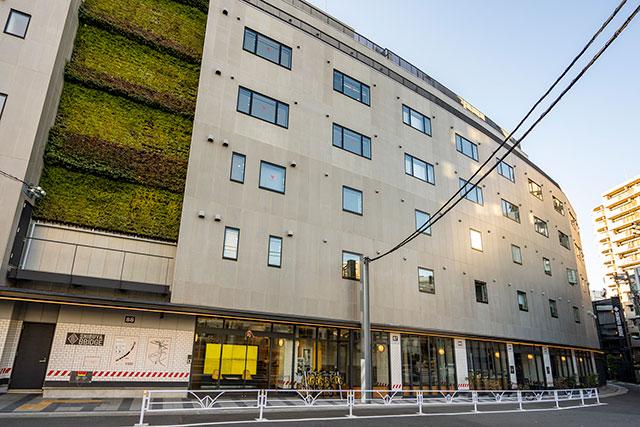 マスタードホテル渋谷