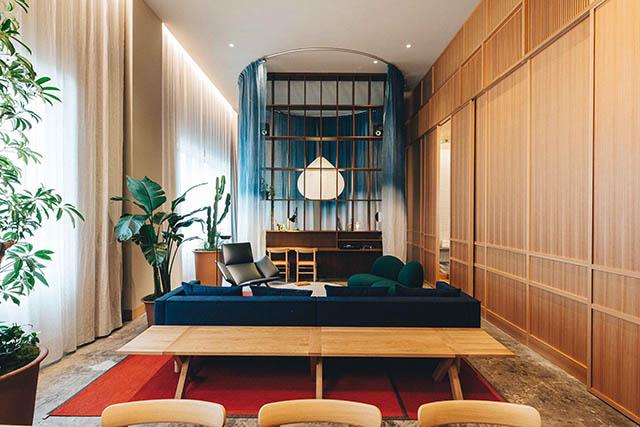 Loftの客室