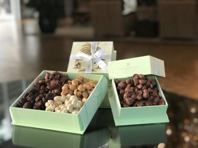 カハラホテル特製マカダミアナッツチョコレート イメージ