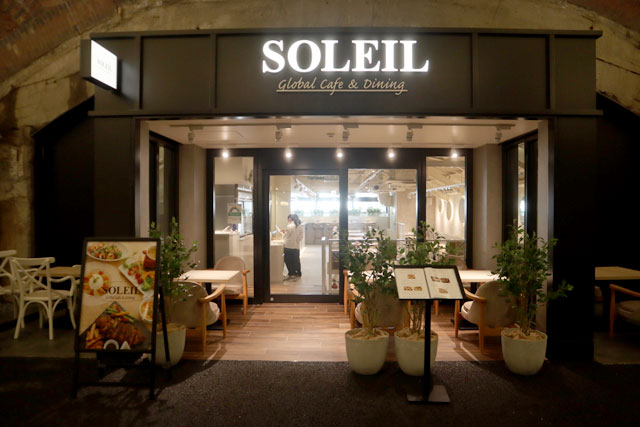 SOLEIL(ソレイユ) 外観