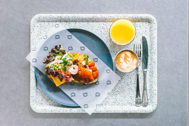 LANDABOUT 朝食イメージ