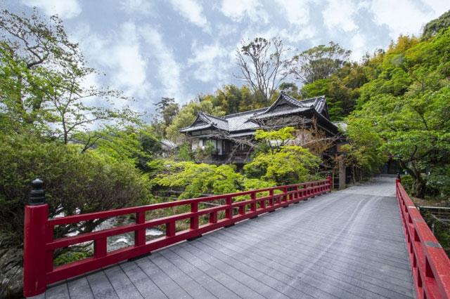 富士屋旅館 富士屋橋