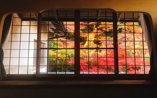 富士屋旅館 「洛味荘(らくみそう)」
